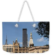 Standing Above The Rest Weekender Tote Bag