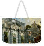 Nymphs At The Fountain Of Love Weekender Tote Bag
