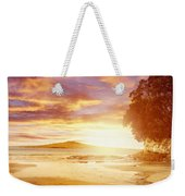 Nz Sunlight Weekender Tote Bag