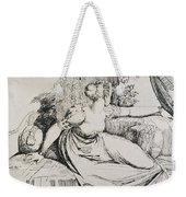 O Evening Thou Bringest All Weekender Tote Bag