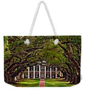 Oak Alley II Weekender Tote Bag by Steve Harrington