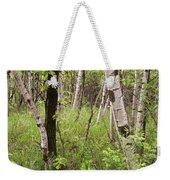 Oak And Birch Weekender Tote Bag
