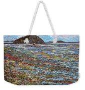 Oak Bay - Low Tide Weekender Tote Bag