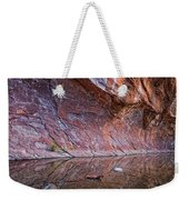 Oak Creek Reflection Weekender Tote Bag