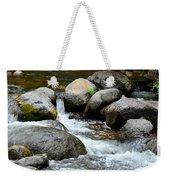 Oak Creek Water And Rocks Weekender Tote Bag