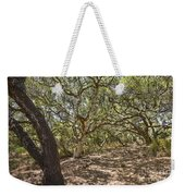Oak Forest - The Magical And Mysterious Trees Of The Los Osos Oak Reserve Weekender Tote Bag