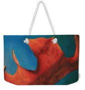 Oak Leaf Oil Painting Weekender Tote Bag