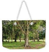 Oak Weekender Tote Bag