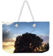 Oak Tree At The Magic Hour Weekender Tote Bag