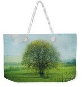 Oak Tree In Spring Weekender Tote Bag
