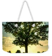Oak Tree Weekender Tote Bag