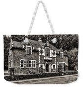 Oakdale Workmens Institute Mono Weekender Tote Bag