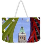 Oakland Tribune Weekender Tote Bag