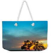 Oaks And Sunset 2 Weekender Tote Bag by Terry Garvin