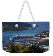 Oasis Of The Seas Weekender Tote Bag