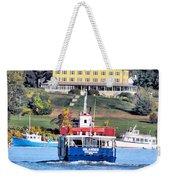 Oasis On The Ocean Weekender Tote Bag
