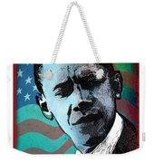 Obama-3 Weekender Tote Bag