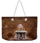 Obedience - The Church Of Saint Joseph's Carpentry Weekender Tote Bag