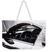 Objects In Mirror Are Losing Weekender Tote Bag