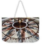 Giant Pendulum Weekender Tote Bag