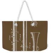 Oboe Patent 1931 Weekender Tote Bag
