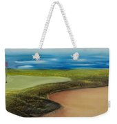 Obstacles To A Beautiful Game Weekender Tote Bag