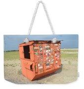 Obx Beach Dumpster Weekender Tote Bag