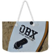 Obx Outer Banks Surf Board Weekender Tote Bag