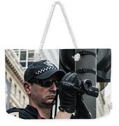 Occupy Chicago Viii Weekender Tote Bag