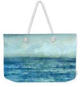 Ocean 3 Weekender Tote Bag