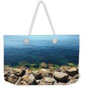Ocean And Rocks Weekender Tote Bag