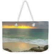 Ocean At Dawn Weekender Tote Bag