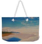 Ocean Beach Weekender Tote Bag