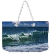 Ocean Blue Morning 2 Weekender Tote Bag