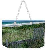 Ocean Blues Square Weekender Tote Bag
