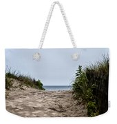 Ocean City Beach Weekender Tote Bag