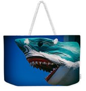 Ocean City Shark Attack Weekender Tote Bag