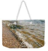 Ocean Curl Weekender Tote Bag