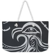 Ocean Eagle Eye Weekender Tote Bag