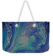 Ocean Flow Energy Weekender Tote Bag