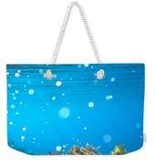 Ocean Garden Weekender Tote Bag by Stelios Kleanthous