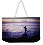 Ocean Mermaid Weekender Tote Bag