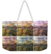 Ocean Morning V Weekender Tote Bag