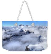 Ocean Of Clouds Weekender Tote Bag