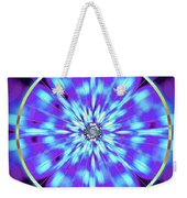 Ocean Of Color Weekender Tote Bag by Derek Gedney