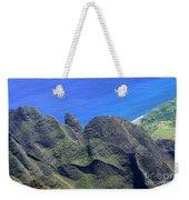 Ocean Peaks Weekender Tote Bag