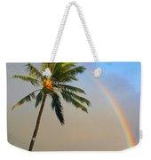 Ocean Rainbow Maui Weekender Tote Bag