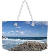 Great Ocean Road Surf, Australia - Panorama Weekender Tote Bag