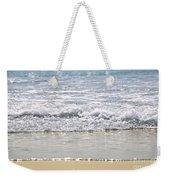 Ocean Shore With Sparkling Waves Weekender Tote Bag