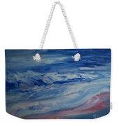 Ocean Shoreline Weekender Tote Bag